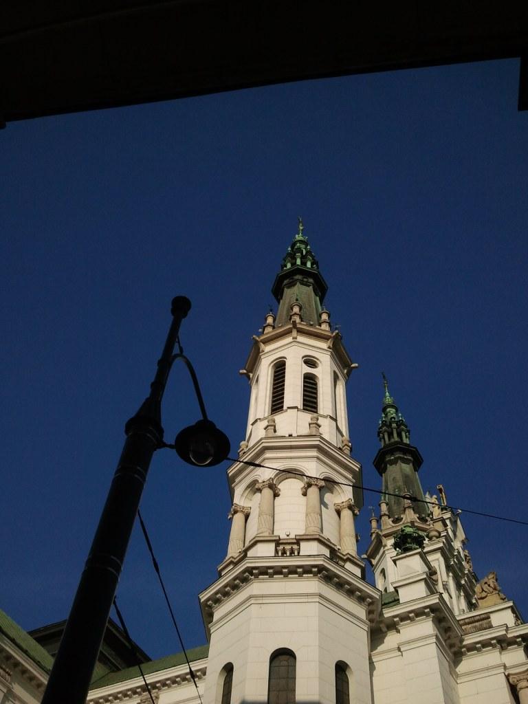 Sky n' church